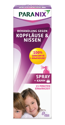 Paranix Behandlung Spray