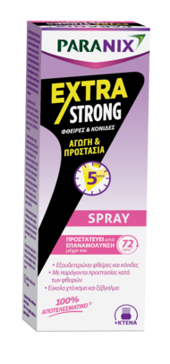 Paranix Extra Strong Spray/Spray αγωγής