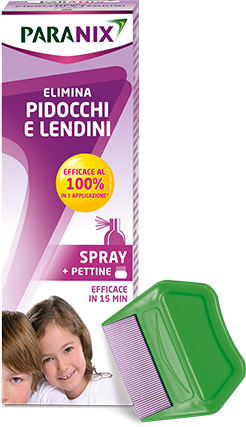 Paranix Trattamento Spray
